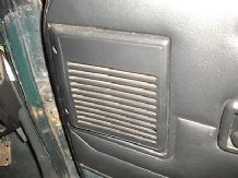peugeot 205 1.6 /1.9 gti drivers side speaker cover in black grey available